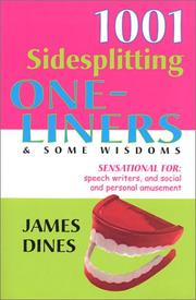 Cover of: 1001 Sidesplitting One-Liners and Some Wisdoms