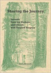 Cover of: Sharing the Journey