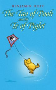 Cover of: The Tao of Pooh and Te of Piglet (Wisdom of Pooh)