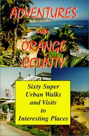 Cover of: Adventures in Orange County