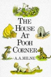 Cover of: House at Pooh Corner