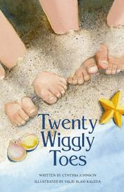 Cover of: Twenty Wiggly Toes