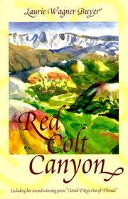 Cover of: Red Colt Canyon
