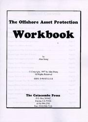 Cover of: The Offshore Asset Protection Workbook
