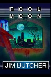 Fool Moon by Jim Butcher