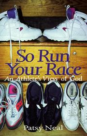 Cover of: So Run Your Race