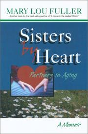 Cover of: Sisters by Heart ~ Partners in Aging