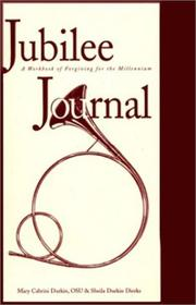 Cover of: Jubilee Journal | Mary Cabrini Durkin