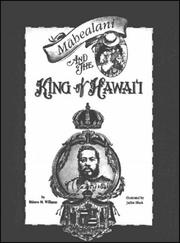 Cover of: Mahealani and the King of Hawaii | Rianna M. Williams