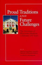 Proud Traditions and Future Challenges by