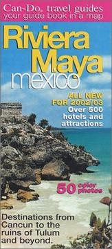Cover of: Riviera Maya Guide & Map