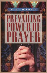 Cover of: Prevailing Power of Prayer