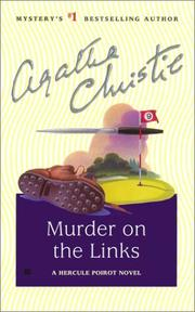 Murder on the Links by Agatha Christie, ALBERTO COSCARELLI