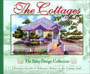 Cover of: The Cottages | Inc. Sater Design Collection