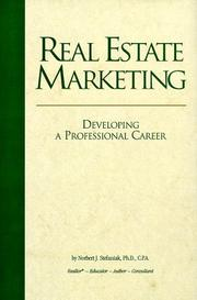 Cover of: Real Estate Marketing