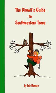 Cover of: The Dimwit's Guide to Southwestern Trees