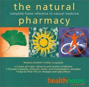 Cover of: The Natural Pharmacy CD-ROM
