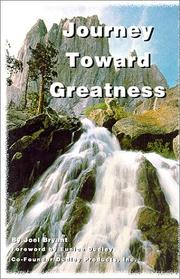 Cover of: Journey Toward Greatness | Joel Bryant