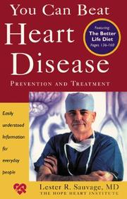 Cover of: You Can Beat Heart Disease  | Kathryn D. Barker, Warren A. Berry, Jerry Gladstone