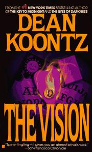 The vision by Dean Ray Koontz