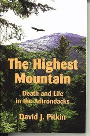 Cover of: The Highest Mountain