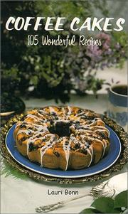 Cover of: Coffee cakes