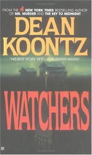 Cover of: Watchers |