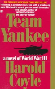 Cover of: Team Yankee: a novel of World War III
