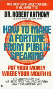 Cover of: How to Make Fortune