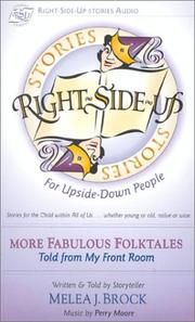 Cover of: More Fabulous Folktales: Told from My Front Room