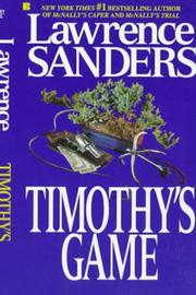Cover of: Timothy