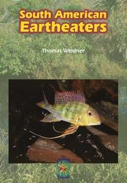 Cover of: South American Eartheaters