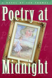 Cover of: Poetry at Midnight
