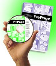 Cover of: PrePage Templates for Adobe PageMaker