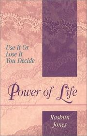 Cover of: Power of Life | Rashun Jones