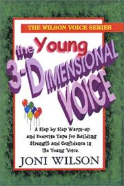 Cover of: The Young 3-Dimensional Voice