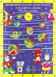 Cover of: Marshmallow Martians Coloring Book with Fun Activities