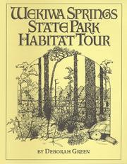 Cover of: Wekiwa Springs State Park Habitat Tour