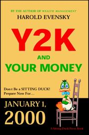 Cover of: Y2K and Your Money