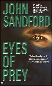 Cover of: Eyes of Prey