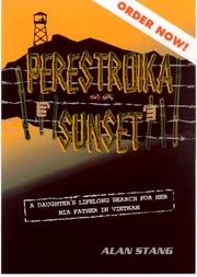 Cover of: Perestroika Sunset