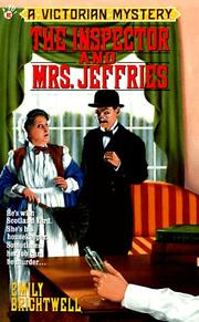 Cover of: The Inspector and Mrs. Jeffries (Victorian Mystery)