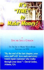 It's TIME to Make Money by Dan Gendron, Sheila Gendron