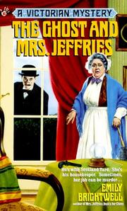 Cover of: The ghost and Mrs. Jeffries: Emily Brightwell.
