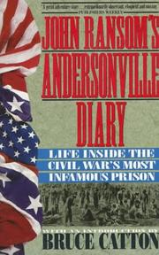 Cover of: John Ransom's Andersonville Diary