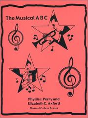 Cover of: The Musical ABC | Phyllis J. Perry