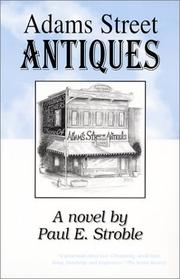 Cover of: Adams Street Antiques