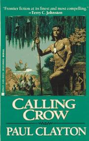 Cover of: Calling Crow | Paul Clayton
