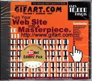 Cover of: Gifart's Web Graphics And Clipart CD-ROM Vol. 1