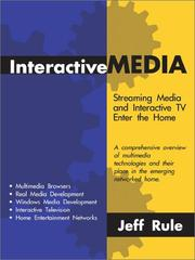 Cover of: Interactive Media